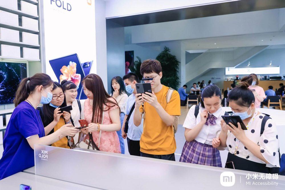 Xiaomi Dünya Farkındalık Günü Mi Fan
