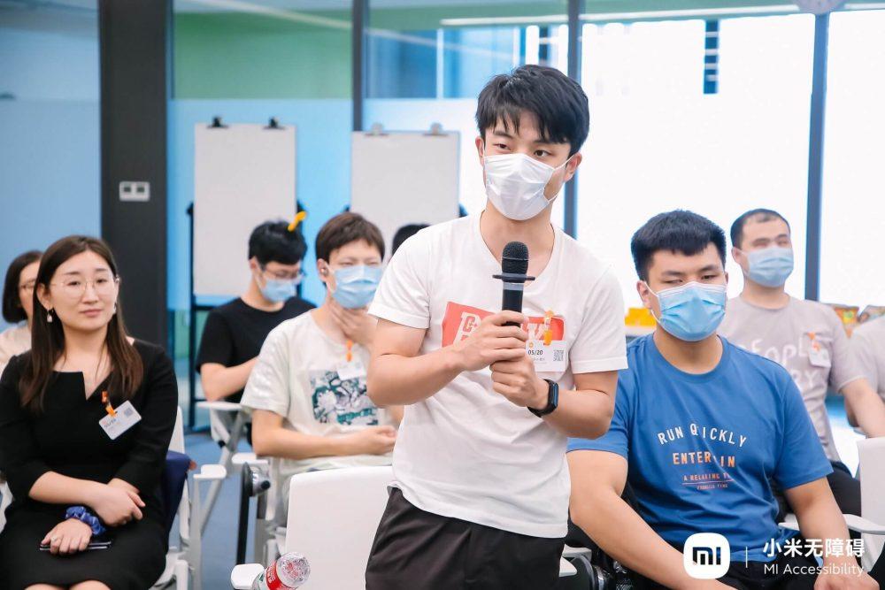 Xiaomi Dünya Farkındalık Günü - wensheng ve Haptic özellikleri