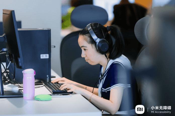 Xiaomi Erişilebilirlik Farkındalık