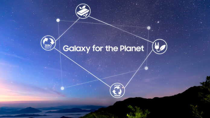 Galaxy for the Planet