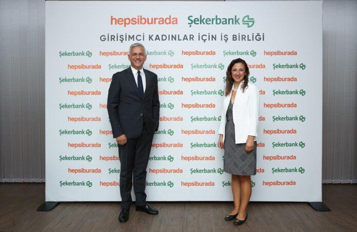 Şekerbank ile Hepsiburada iş birliği