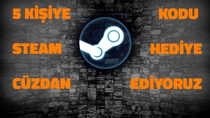 Steam Cüzdan Kodu Hediye