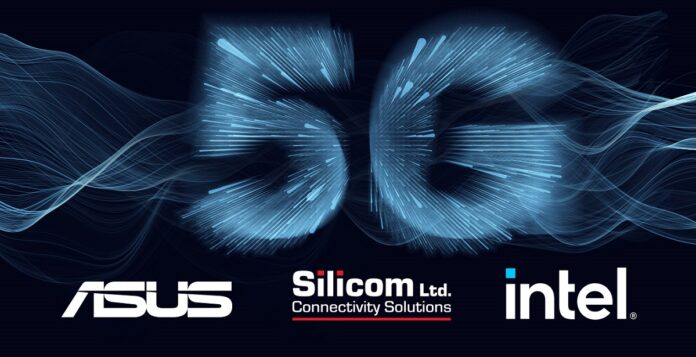 Asus - Intel - Silicom 5G