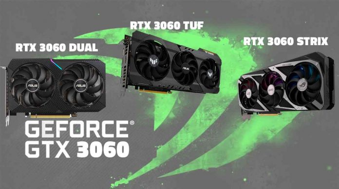 Asus RTX 3060