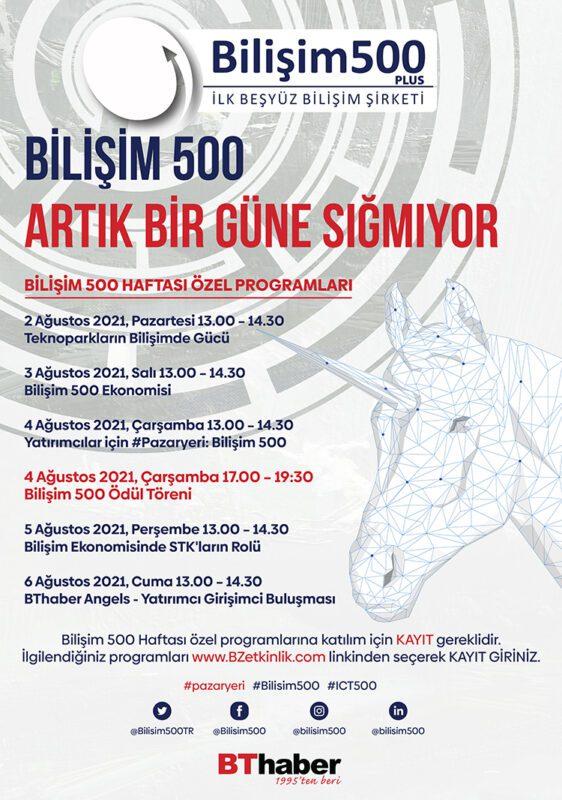 Bilişim 500 Programı