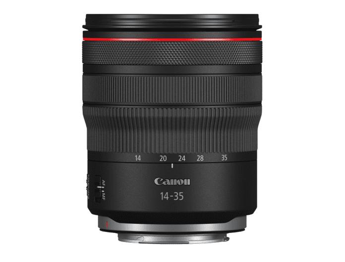 Canon RF Lens - 14-35mm