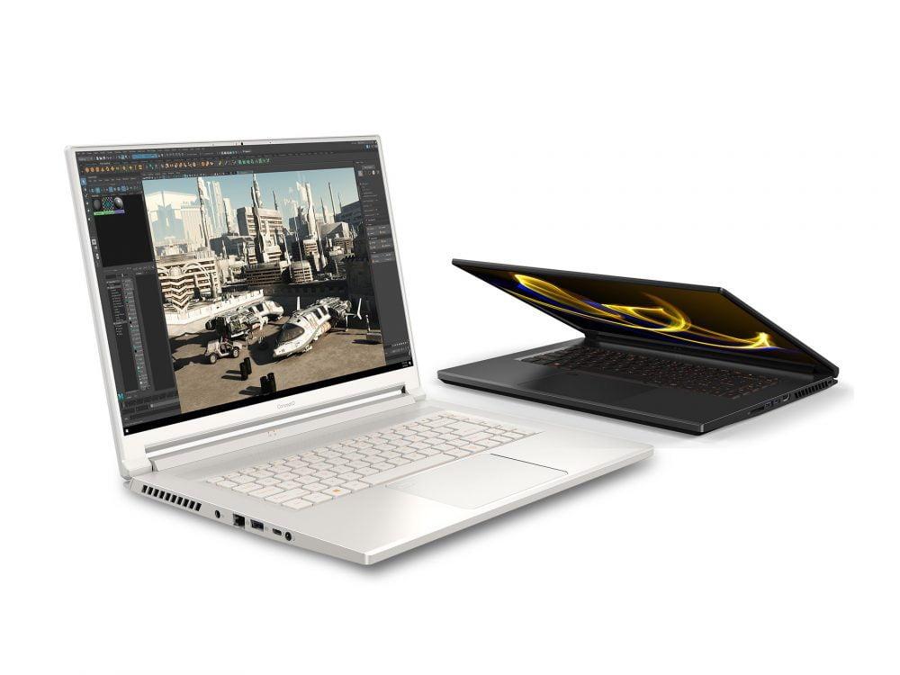 Acer ConceptD 5 ve ConceptD 5 Pro