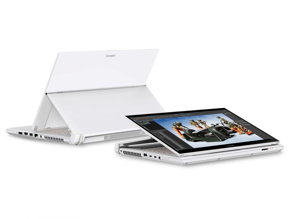 Acer ConceptD 7 Ezel ve ConceptD 7 Ezel Pro - 2