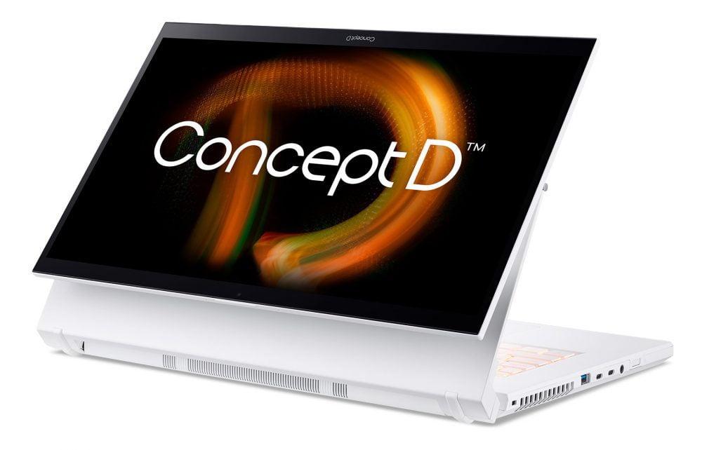 Acer ConceptD 7 Ezel ve ConceptD 7 Ezel Pro