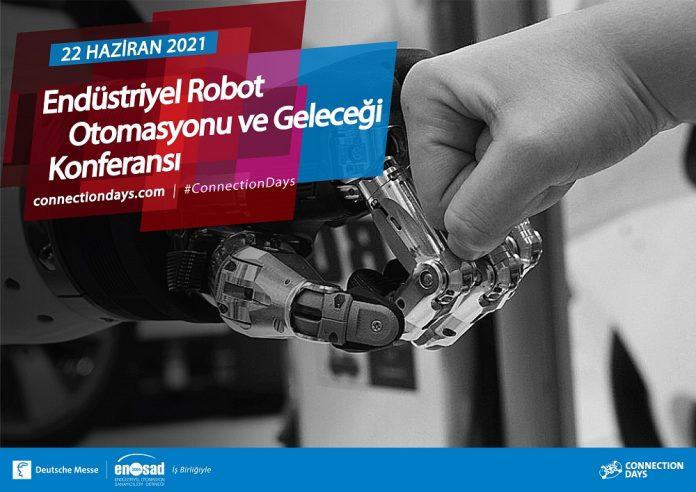 Endüstriyel Robot Otomasyonu ve Geleceği Konferansı