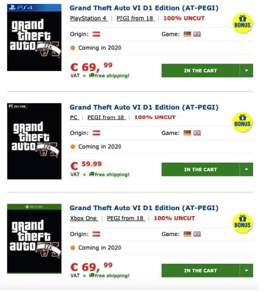 GTA 6 çıkış tarihi ve fiyatı!