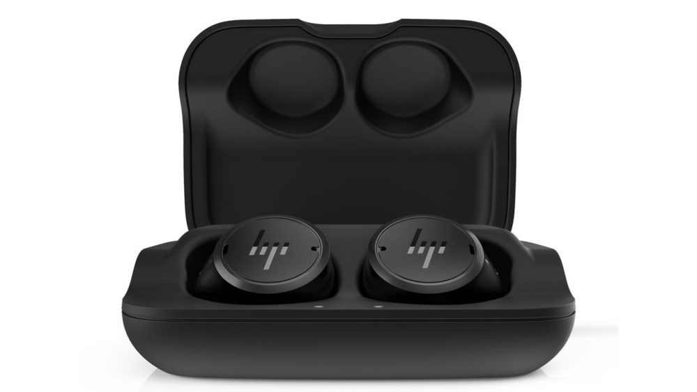 HP CES 2021 - HP Elite Wireless EarBuds