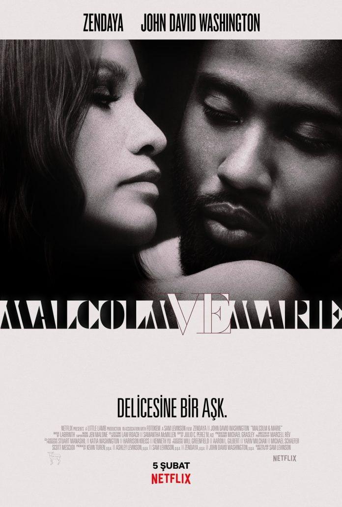 Netflix Malcolm & Marie