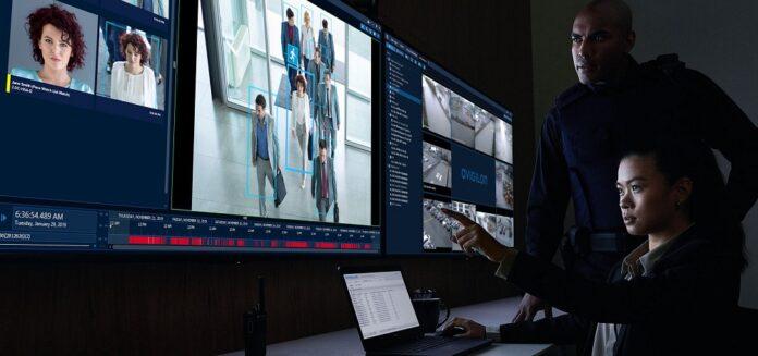 Sensormatic Video İzleme, Analiz, Kayıt tek kamerada