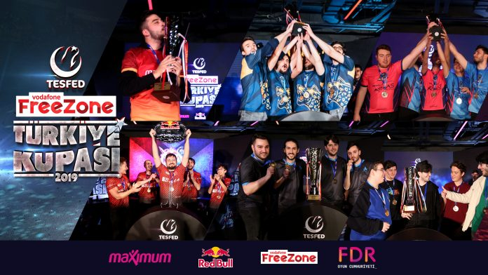 TESFED Vodafone FreeZone Türkiye Kupası