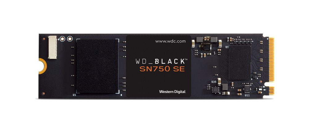 Western Dijital - WD_BLACK SN750 SE NVMe SSD