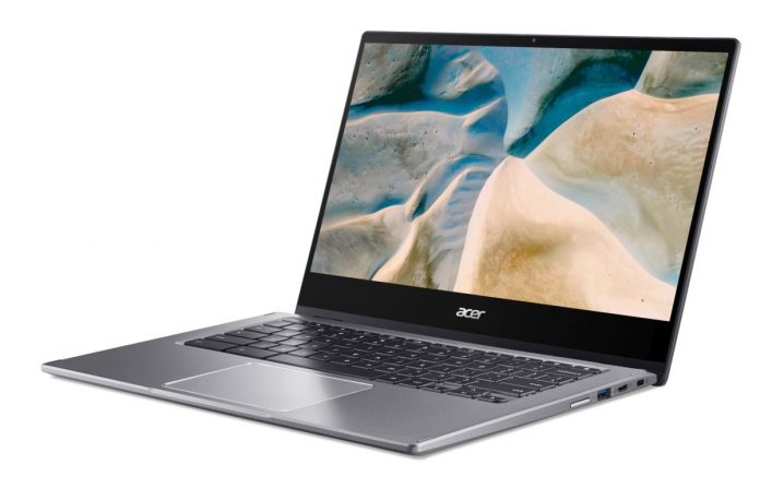 Acer Spin 514 Chromebook modeli
