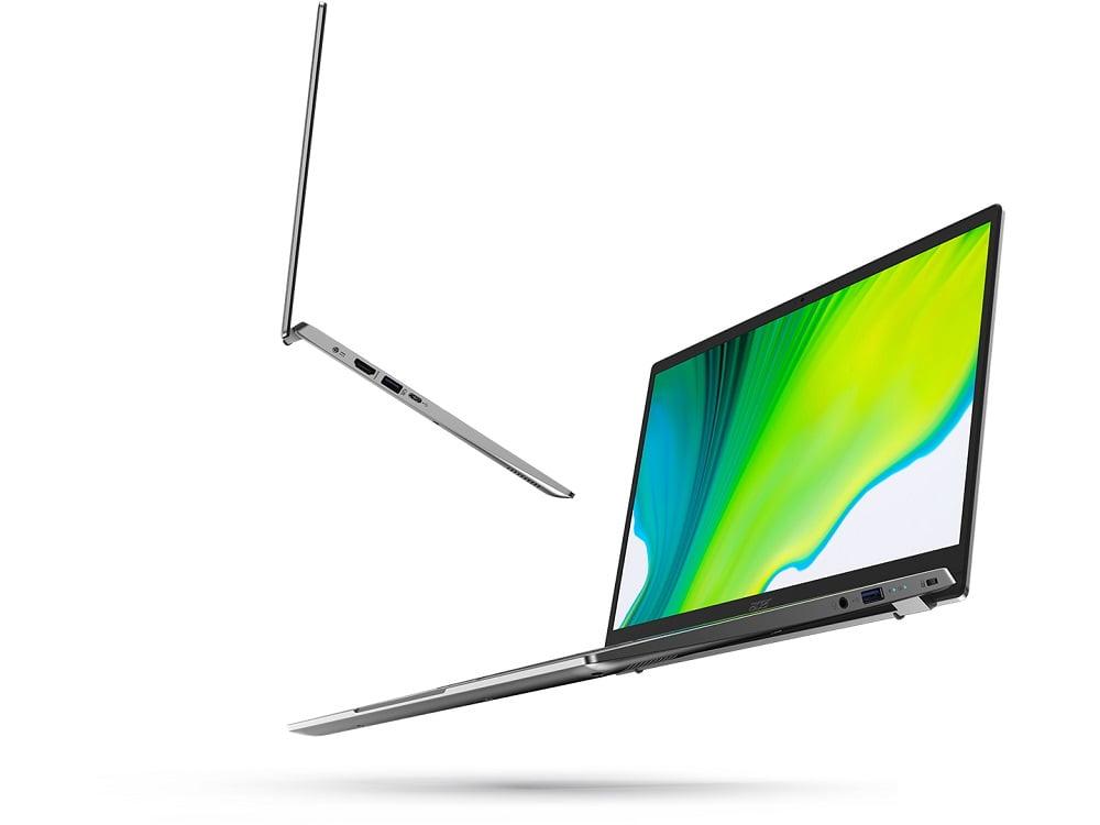 Acer Swift 1 Yan Görünüm