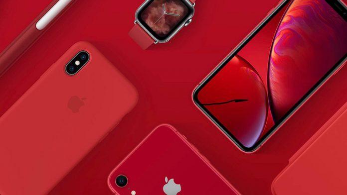 Apple Product RED Kampanyası