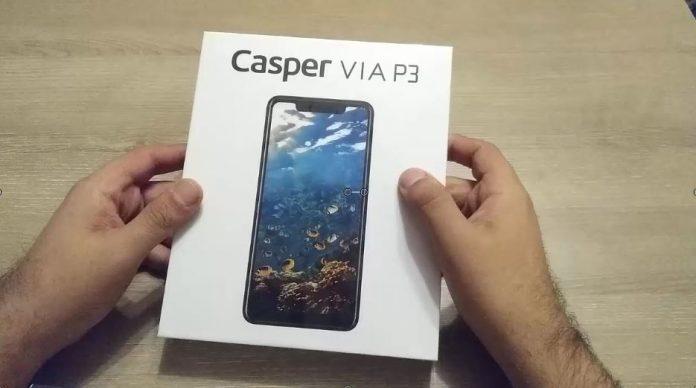 Casper VIA P3