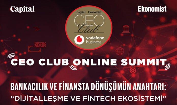 CEO Club Online toplantı öeti