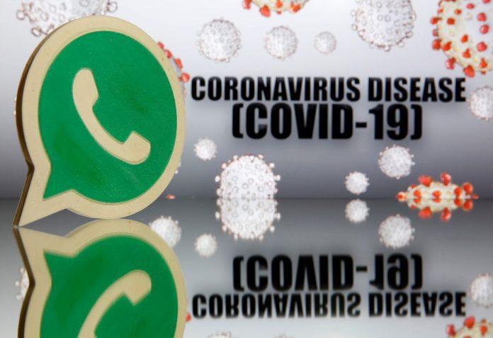 Corona Virus WhatsApp hamlesi