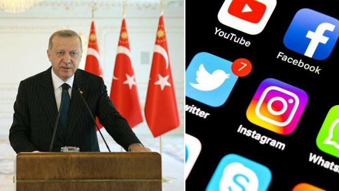 Cumhurbaşkanı Erdoğan Sosyal Medya