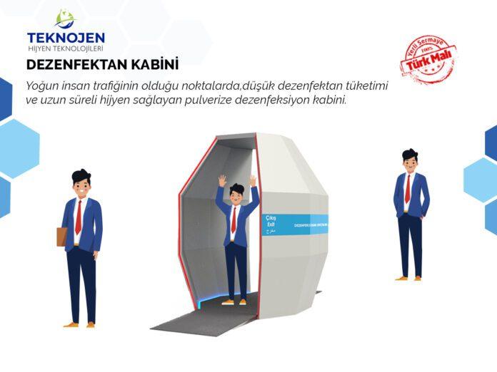Dezenfektan Kabini