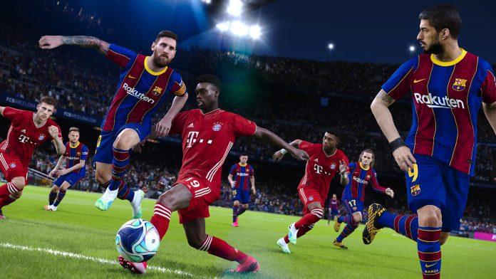 e-Football PES 2021 inceleme