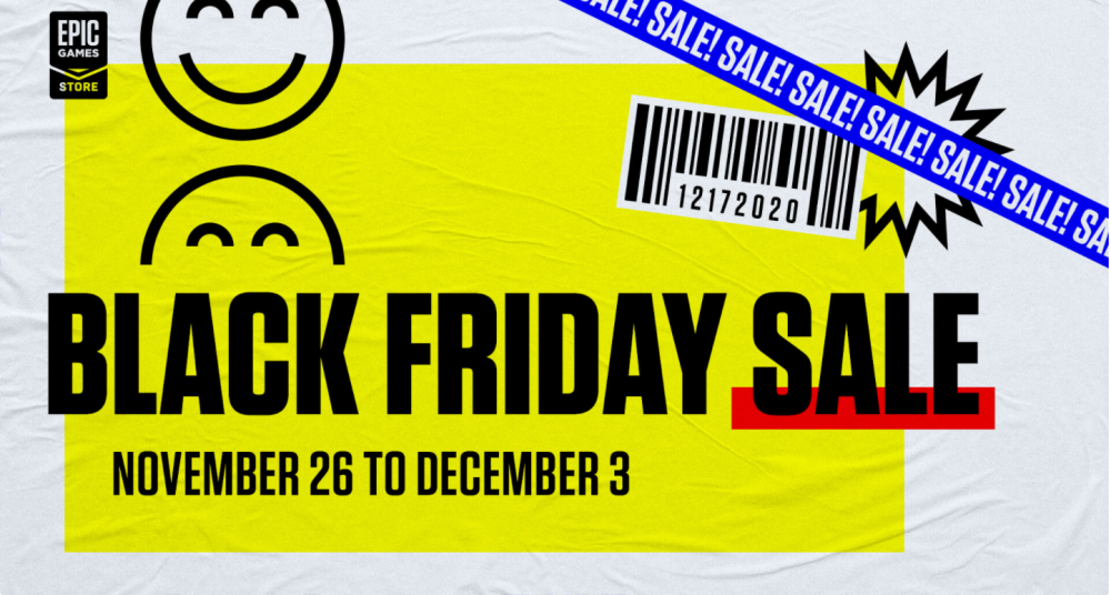 Epic Games Black Friday indirimleri