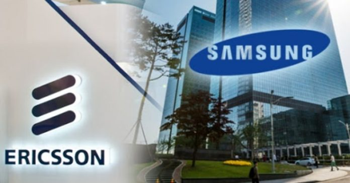 Ericsson ve Samsung küresel patent anlaşması