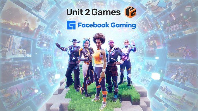 Facebook Unit 2 Games'i satın aldı