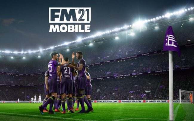 Football Manager 2021 Mobil