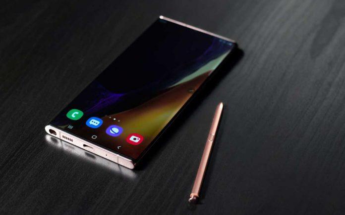 Galaxy S21 Ultra S-Pen desteği