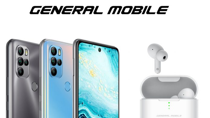 General Mobile GM 21 Pro ve GMPods 2 Pro