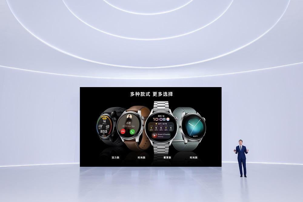 HarmonyOS Huawei Watch 3