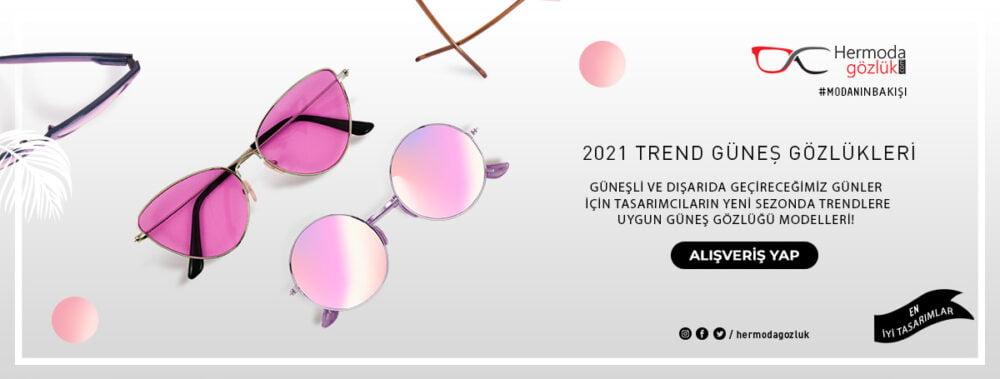 Hermoda Gözlük 2021