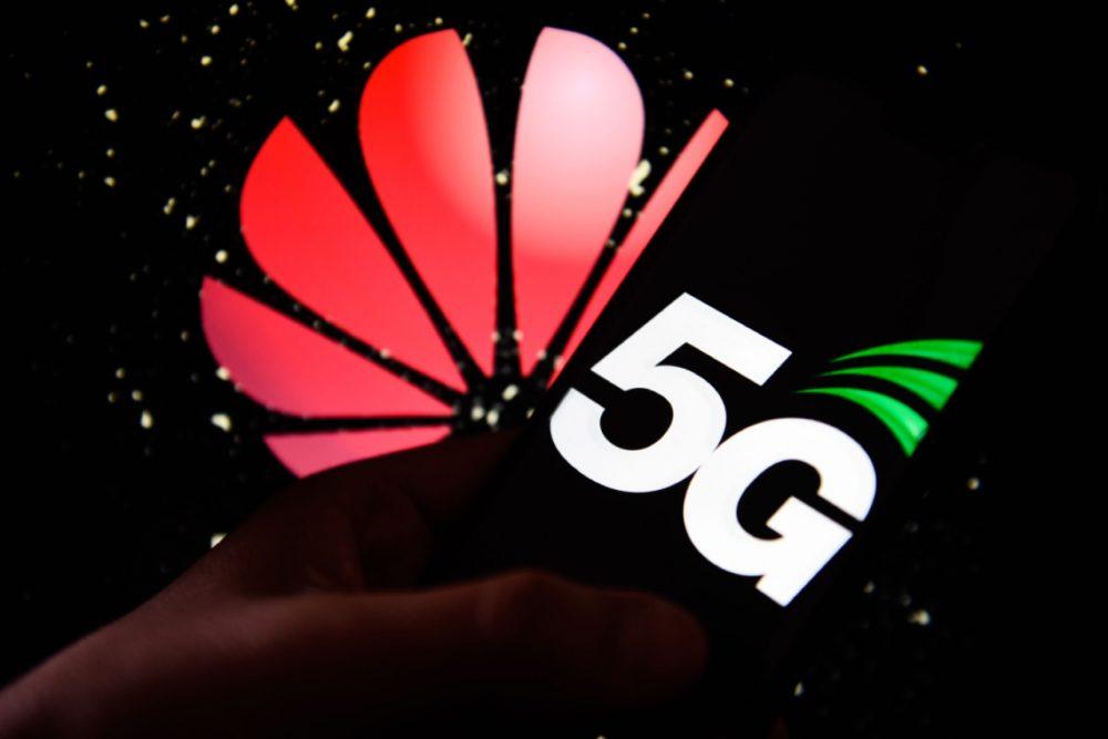 Huawei 5G yeşik ışık