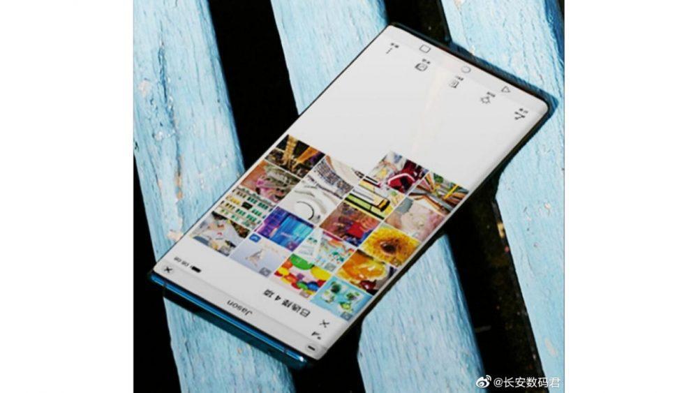 Huawei ekran sızınıtısı