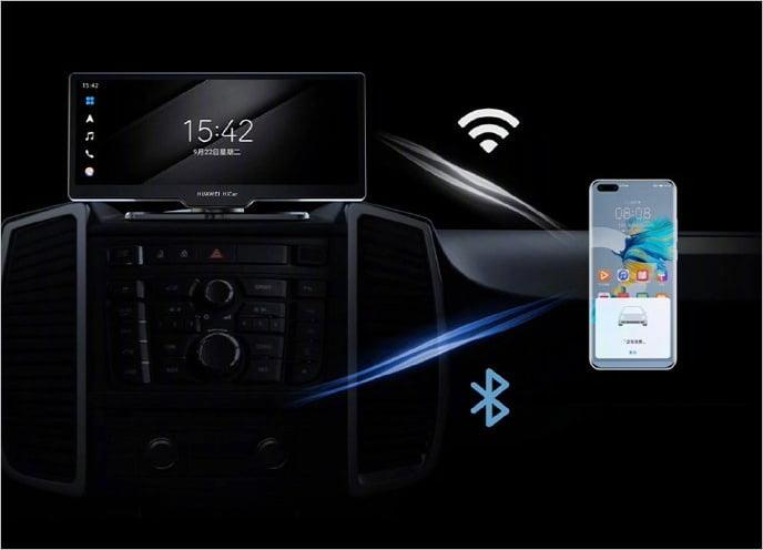 Huawei HiCar Akıllı Araba Ekranı