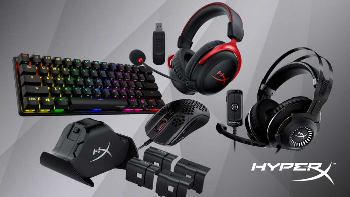 HyperX CES 2021 tanıtım