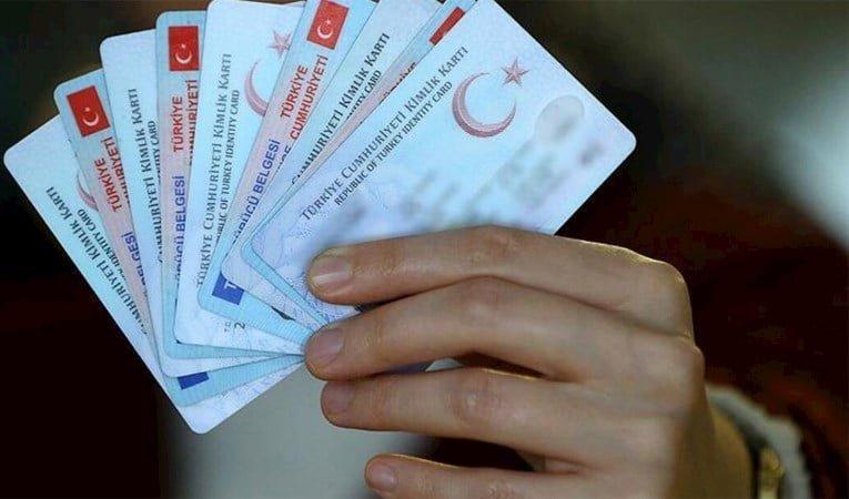İçişleri Bakanı kimlik kartı açıklaması