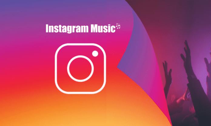 Instagram Hikayeler Müzik