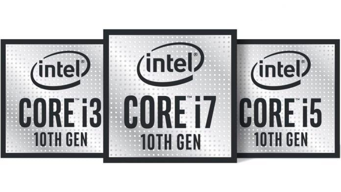 Intel 10.nesil işlemci