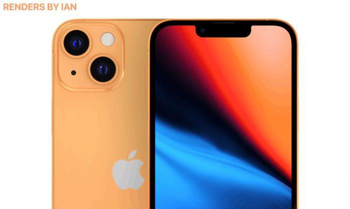 iPhone 13 yeni renk seçeneği