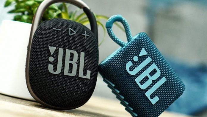 JBL Clip 4 ve Go 3