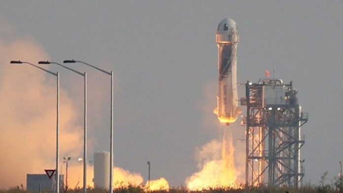 Jeff Bezos Dünyanın En Zengin Astronotu
