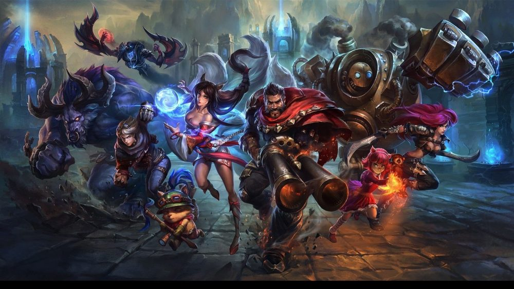 League of Legends 2019 Güncellemesi