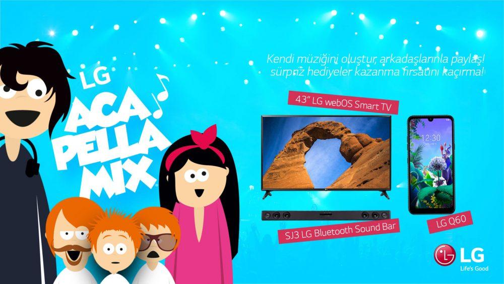LG Acapella Yarışması