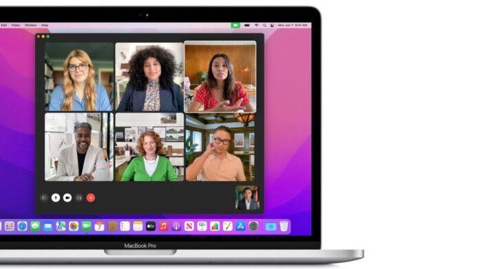 MacBook Pro modellerinde webcam güncellemesi